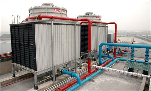 Bảo trì máy lạnh chiller tại Quảng Ngãi
